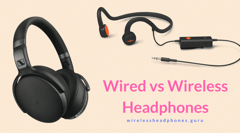 In this article we will discuss about the key differentiators between wired vs wireless headphones and why people choose one over the other.