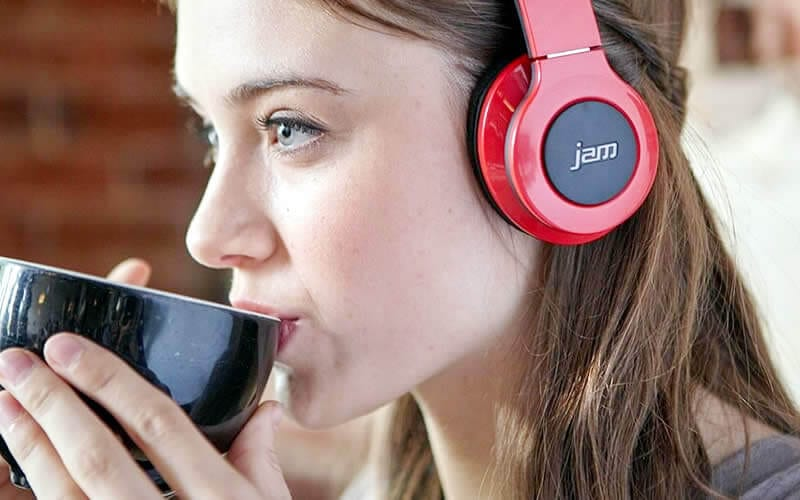 Today I have picked out quite a few and exciting JAM Transit Wireless Headphones that are stylish and ergonomic in design – hoping that these will help you make choose a pair of wireless headphones for your daily use.