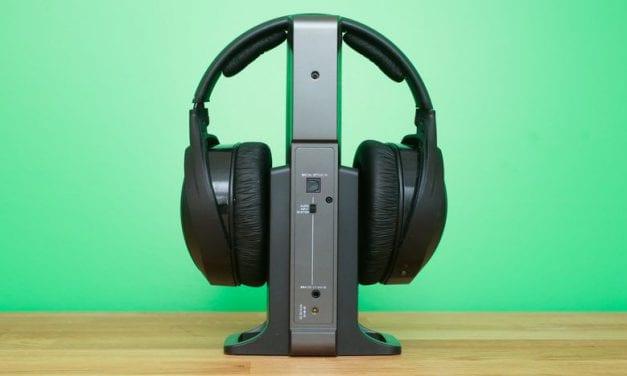 Best RF Wireless Headphones
