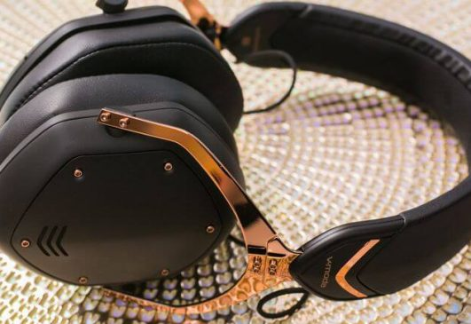 I am super impressed by the brand V-Moda not just for the product's performance, but also with the quality and overall styling of the V-Moda Wireless Headphones.