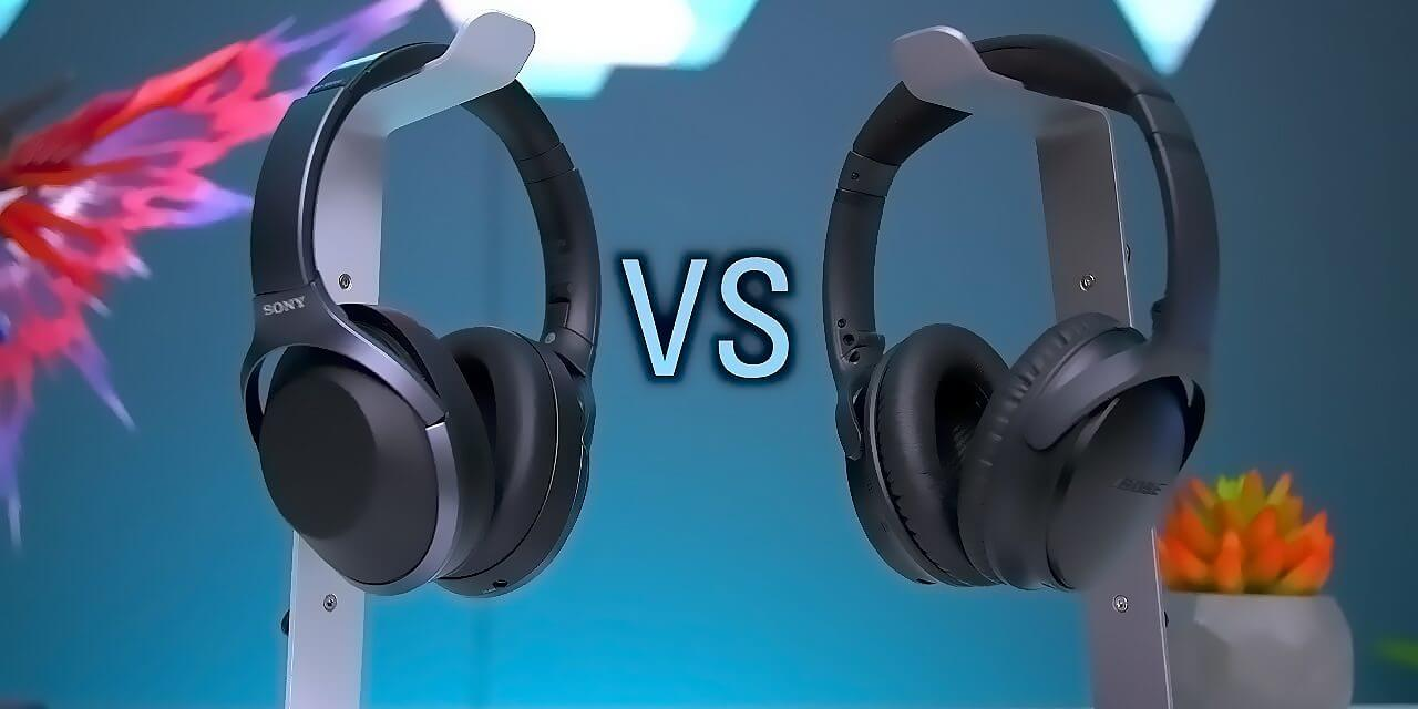 Sony Vs. Bose Wireless Headphones Comparison Review