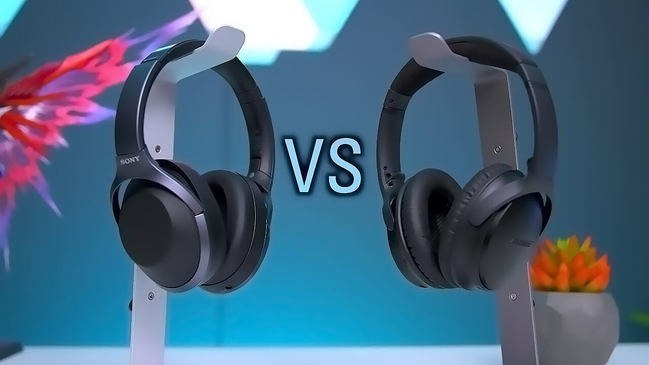 Today we have picked up two leading brands, compared Sony Vs. Bose wireless headphones from the same segment, and compared each other for a clear picture.