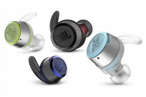 JBL Reflect Flow headphones